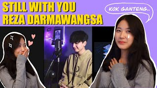 Download Mp3 ORANG KOREA REAKSI STILL WITH YOU REZA DARMAWANGSA