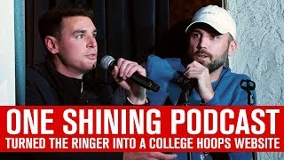 A Short Film: How One Shining Podcast Turned the Ringer Into a College Hoops Website | The Ringer