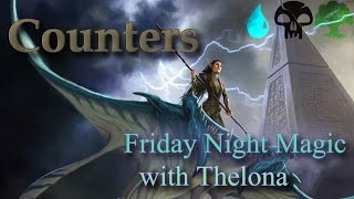 Friday Night Magic Duels | Sultai Counters Deck Gameplay #2 | MtG Aether Revolt