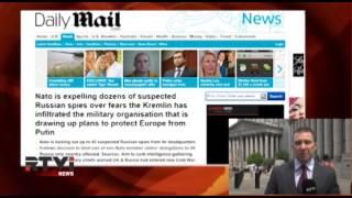 Шпионский скандал НАТО-Россия: из Брюсселя выдворяют россиян