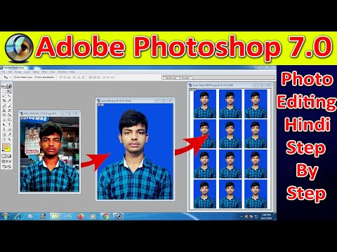 How Can To Adove Photoshop Editor Video Windows 7