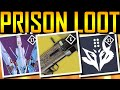 Destiny - PRISON OF ELDERS LOOT!