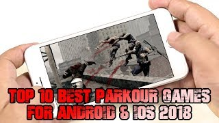 Top 10 BEST Parkour Games for Android & iOS 2018