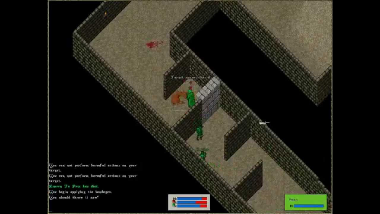 ctf on ultima online forever youtube