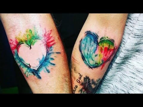 dating someone covered in tattoos