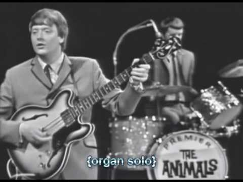 The Animals - House of the Rising Sun (Subbed lyrics Incl.) [1964]