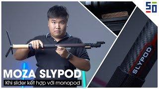 Chiếc Gậy Như ý Dành Riêng Cho Quay Phim   Moza Slypod