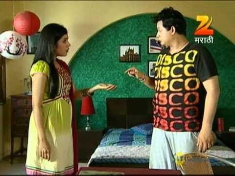Eka Lagnachi Dusri Goshta - Marathi Serial - April 11 '12 - Zee Marathi Tv Show - Best Scene