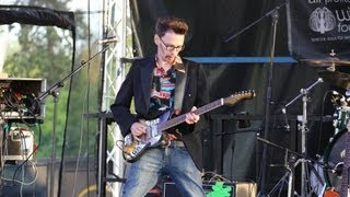 Space open their set with 'Charlie M' at LeeStock 2013