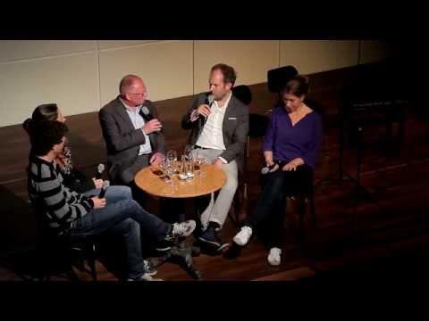Einführungsgespräch Amaryllis Quartett 25. September 2014