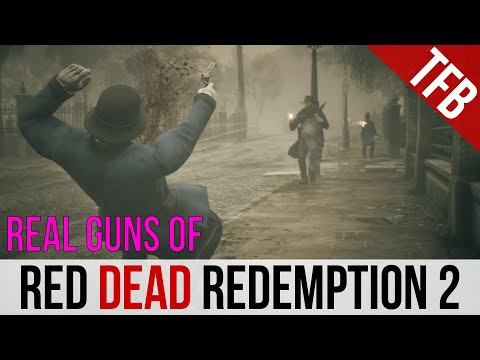 The REAL Guns Of Red Dead Redemption 2: Can Anyone Shoot As Fast As Arthur Morgan? thumbnail