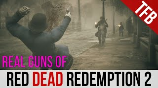 The REAL Guns Of Red Dead Redemption 2: Can Anyone Shoot As Fast As Arthur Morgan?