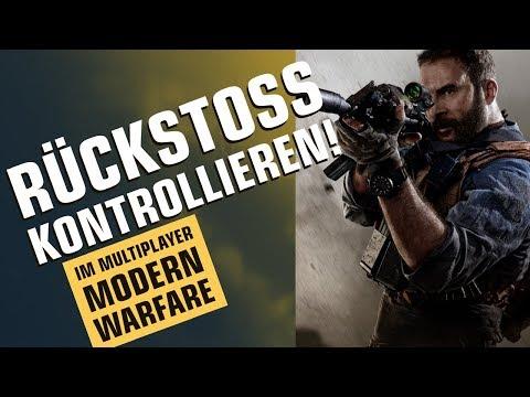 Modern Warfare Waffen Rückstoß meistern (Tipps & Tricks)