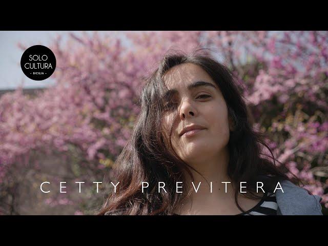 CETTY PREVITERA - Pittrice | Intervista per SOLO CULTURA - Sicilia