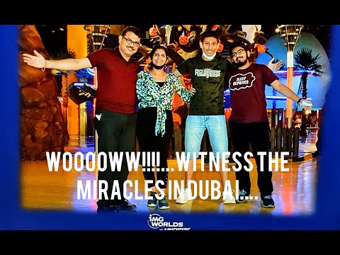 [IMG WORLDS OF ADVENTURE DUBAI] WITNESS THE WORLD HERE WITH US!!!!!