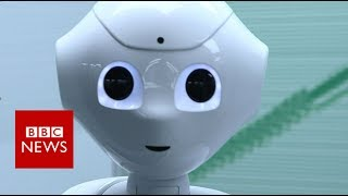 Five robots that are changing everything   BBC News