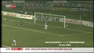 Galatasaray 2 Fenerbahçe 0 (22,03,1996)