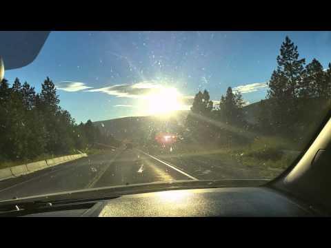 Hwy  93 in montana