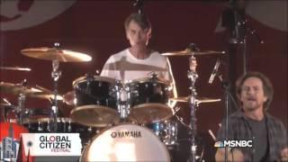Pearl Jam - Do The Evolution @Global Citizen Festival 2015
