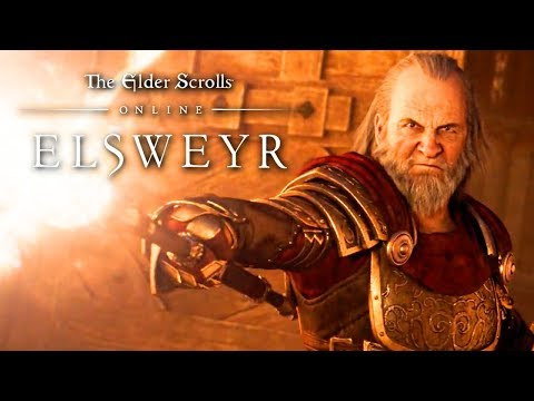 The Elder Scrolls Online Elsweyr - Official Cinematic Trailer | E3 2019