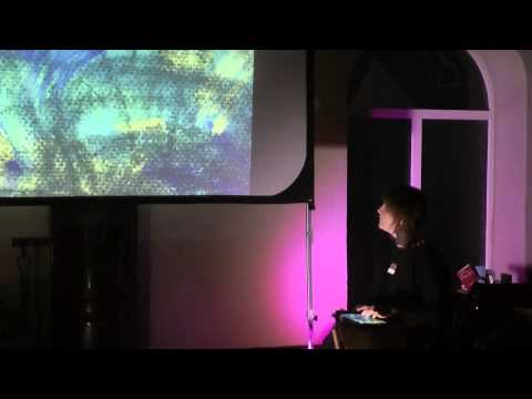 Huw Warren and Catrin Williams  Art/Music Collaboration