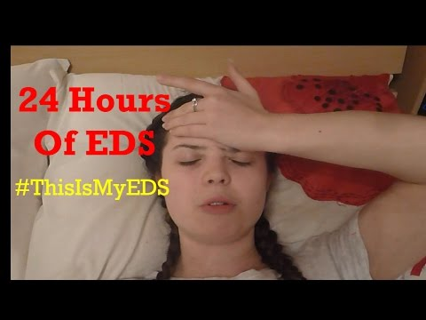 24 Hours of EDS    #ThisIsMyEDS