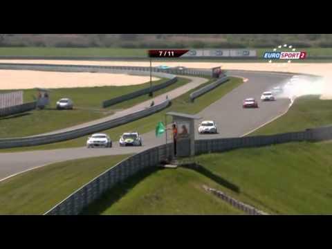 ETCC 2012. Round 2. Slovakia. Race 2
