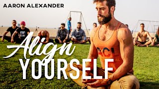 How To Heal Yourself Through Movement with Aaron Alexander