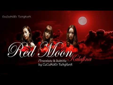 [Remake] Kalafina - Red Moon | Lyrics + Romanji & English + Thai sub