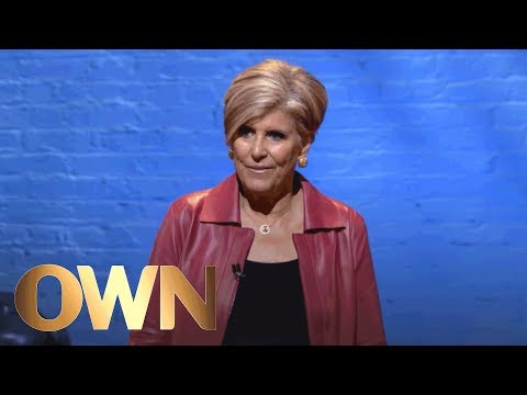 Donnie McClurkin - Watch! Suze Orman: Give to Yourselves As Much As You Give of Yourselves