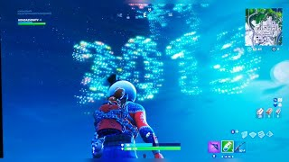 First fortnite gameplay