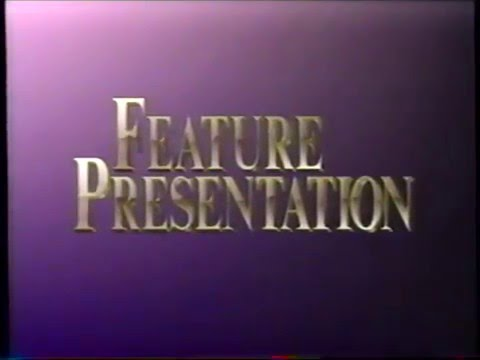 Paramount - Feature Presentation (1990) Company Logo (VHS Capture)