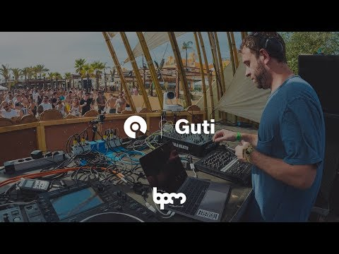 Guti @ BPM Portugal 2017 (BE-AT.TV)