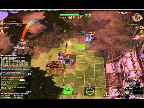Atlantica Online TBS - Hidden Power squad mode solo , sword main