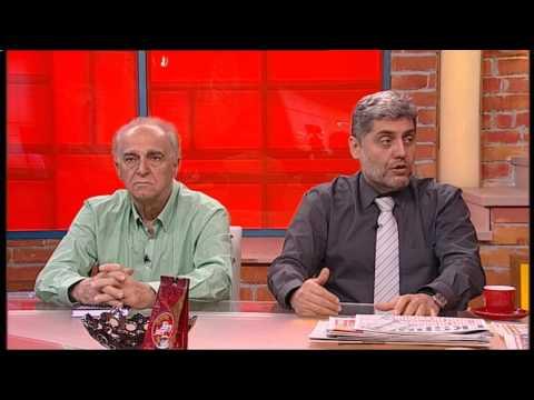 Dobro jutro Srbijo: Gostovanje Miroljub Petrovic (TV Happy 21.04.2017.)