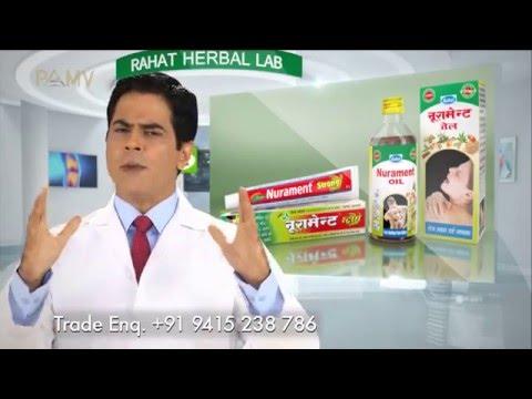 Ad Film of Nurament Cream Featuring Aman Verma