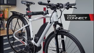 Yamaha Bicycles CrossConnect Walkaround - In Stores Now