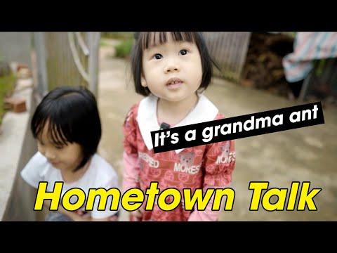 ứng dụng học tiếng lào - Sợ quá bắn tiếng Việt cho nhanh l Nhật Ký về Quê #1