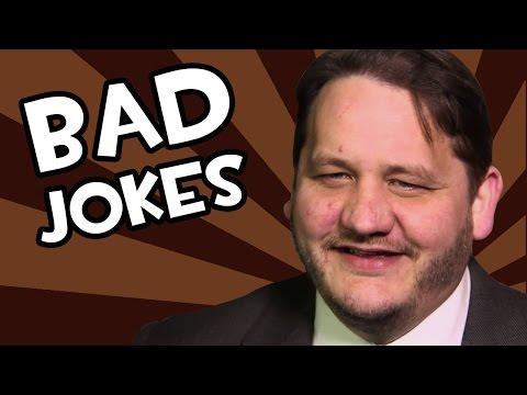 Bad Jokes with Tony Way - LFCC Winter 2014