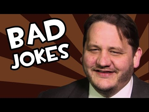 Bad Jokes with Tony Way  LFCC Winter 2014