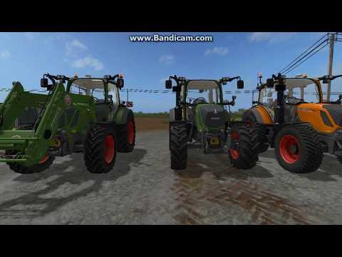 Farming Simulator 17 Mods FENDT VARIO 300 FULL PACK