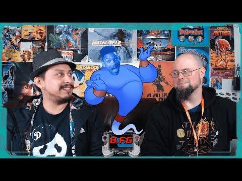 Disney's Aladdin (2019) - Official SPECIAL LOOK Trailer Reaction
