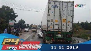 Tây Ninh TV | 24h Chuyển động 11-11-2019 | Tin tức ngày hôm nay