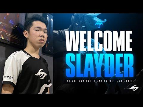 Slayder 5/12 : Stream