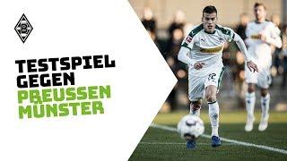 Die Highlights vom Testspiel gegen Preußen Münster