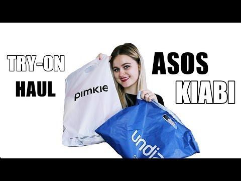 TRY-ON  / HAUL : KIABI - UNDIZ - PIMKIE - ASOS