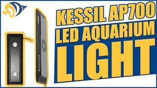 Kessil AP700 LED Aquarium Light with NEW Diffusion Optical Lenses