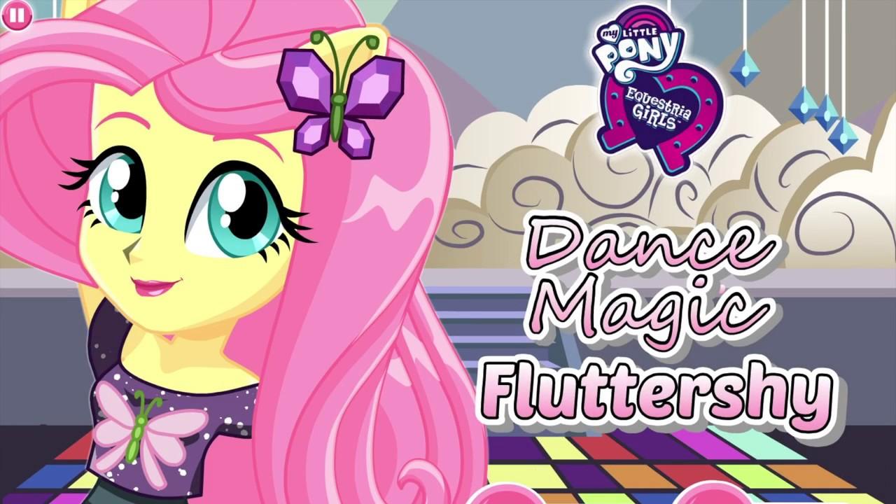 My Little Pony Equestria Girls Dance Magic Fluttershy -4192