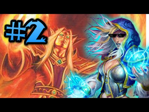 THE END HAS COME!!! - Hearthstone / Casino Mage - #2