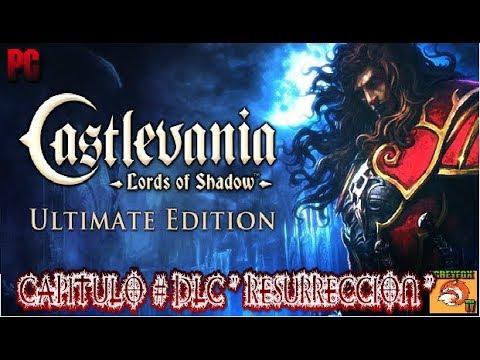 """Castlevania: Lords of Shadow // PC // DLC  """"RESURRECCION """" ( FINAL DE LA SERIE )"""